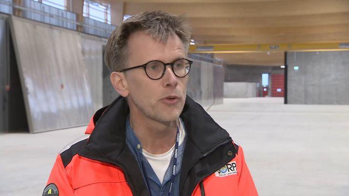 Helgi Þór Ingason, framkvæmdastjóri Sorpu.