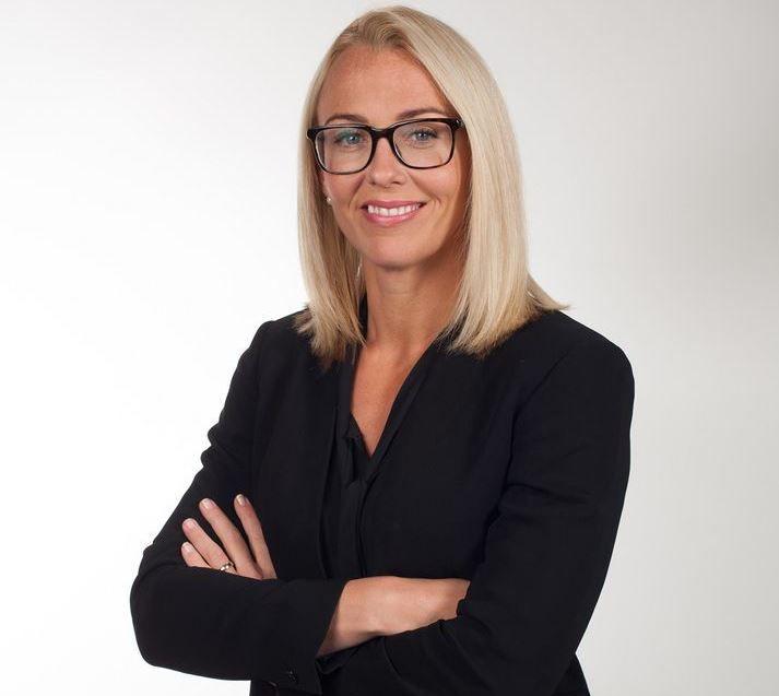 Andrea Olsen.