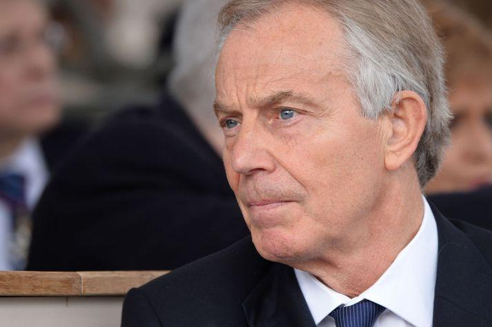 Tony Blair var forsætisráðherra Bretlands á árunum 1997-2007.
