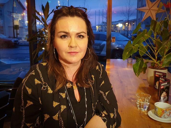 Helena segir algengt að foreldrar upplifi tímabil þar sem þeir sjái ekki tilgang með lífinu lengur
