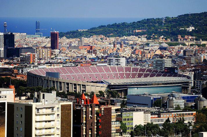 Heimavöllur Barcelona