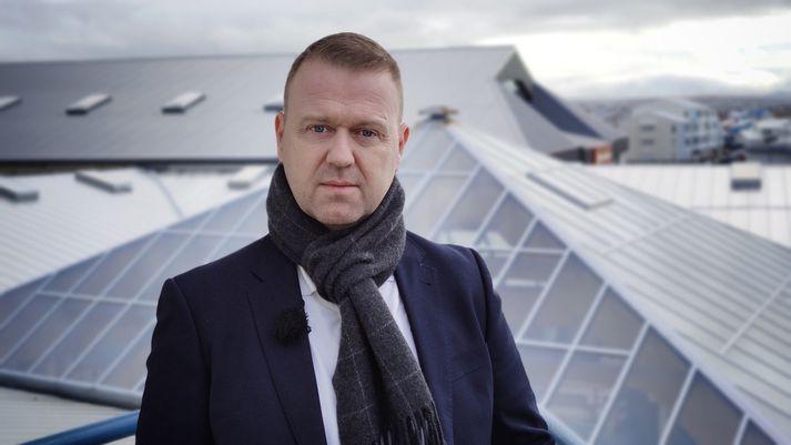 Gunnar Fannberg Gunnarsson byggingafræðingur og löggiltur mannvirkjahönnuður hjá Hönnun og eftirlit