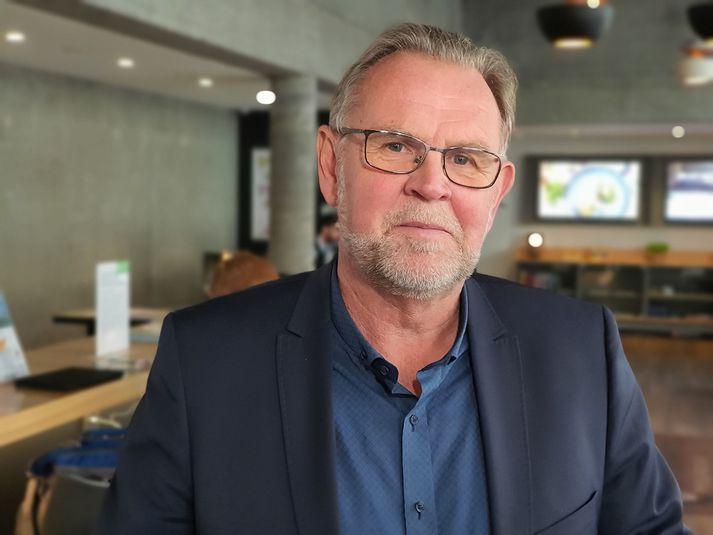 Kristófer Oliversson er formaður Félags fyrirtækja í hótelrekstri og gistiþjónustu.
