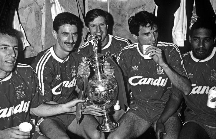 Liverpool vann tititlinn síðast árið 1990.