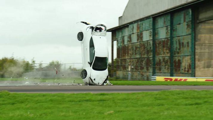 Örlög Renault Megane RS bílsins ráðin.