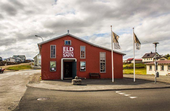 Safnið hefur verið til húsa við Aðalgötu 6 í rúman áratug.