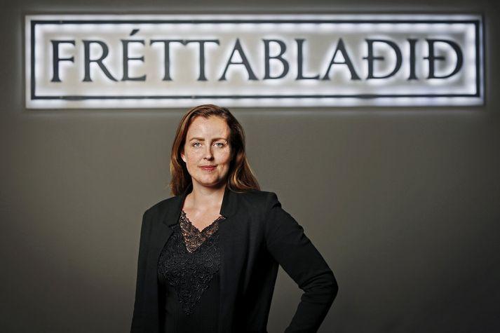 Jóhanna Helga Viðarsdóttir, nýr framkvæmdastjóri Torgs.