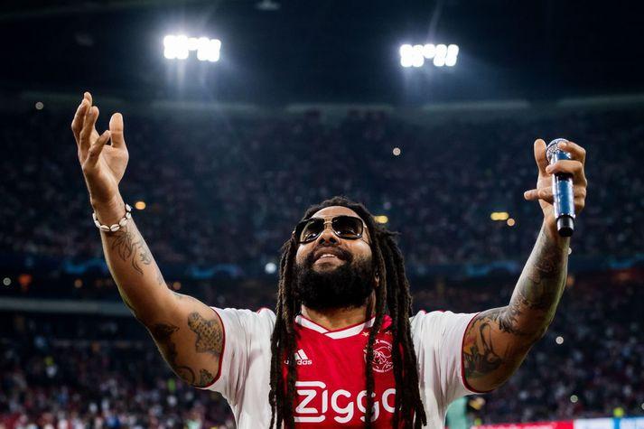 Marley var flottur á Amsterdam Arena.
