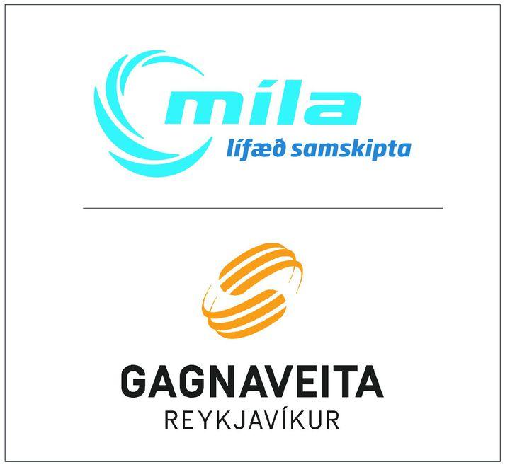 Fjarskiptafyrirtækin Míla og Gagnaveitan skjóta hvort á annað vegna ljósleiðaratenginga.