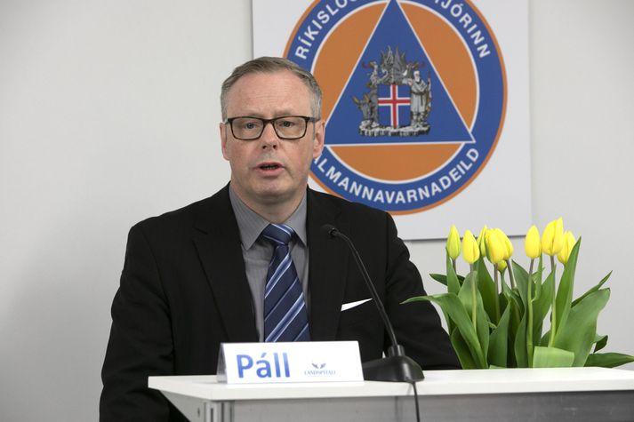 Páll Matthíasson, forstjóri Landspítala.
