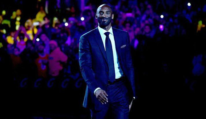 Kobe verður tekinn inn í frægðarhöll NBA-deildarinnar þann 29. águst.
