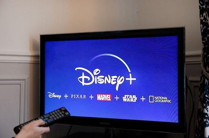 Disney+ hóf göngu sína í Norður-Ameríku þann 12. nóvember síðastliðinn.