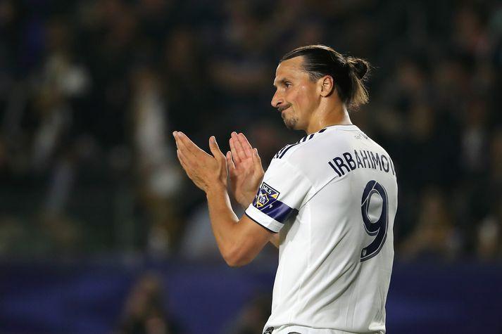 Zlatan er 16 marka maður á tímabilinu.