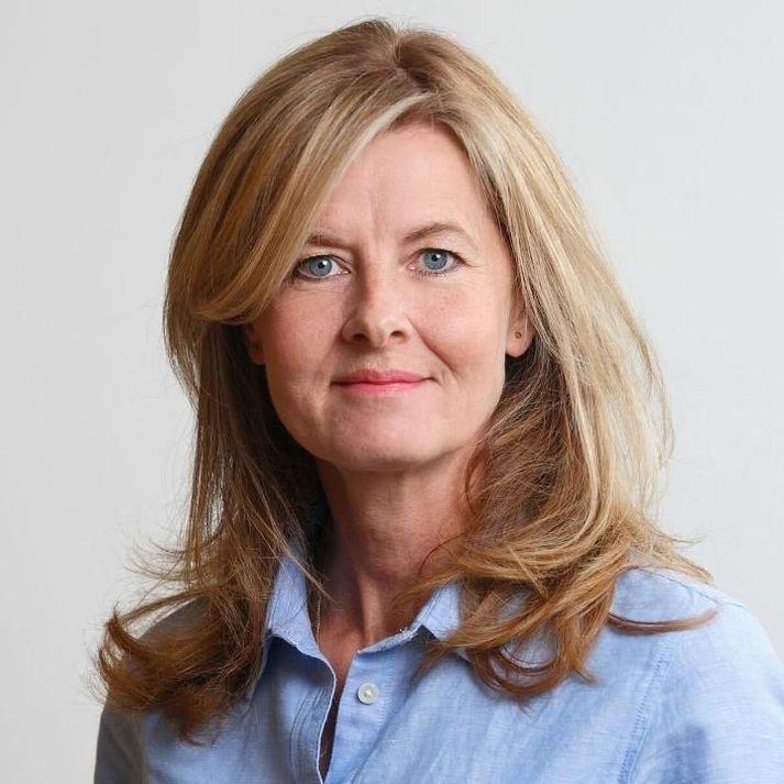 Katrín Olga Jóhannesdóttir viðskiptafræðingur.