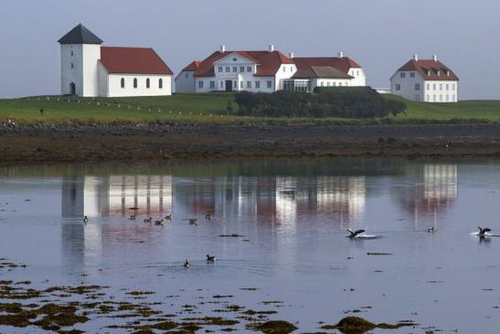 Bessastaðir á Álftanesi hafa eignast nýtt fótboltafélag.