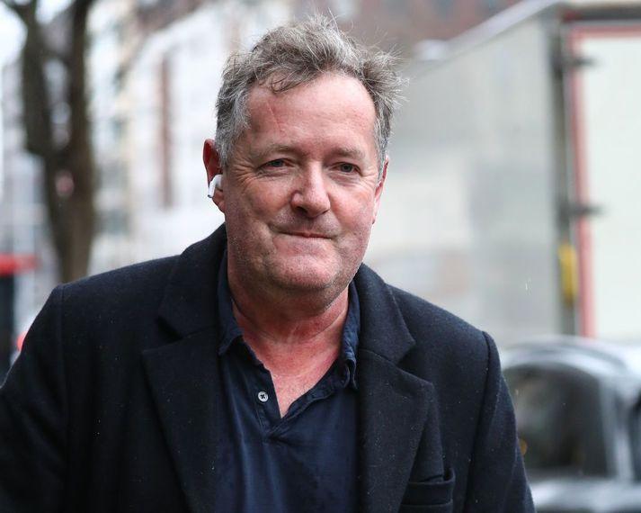 Piers Morgan stendur við ummæli sín, þrátt fyrir að metfjöldi kvartana hafi borist.