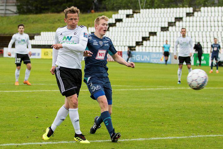 Atli Viðar Björnsson vann átta gull og fimm silfur á Íslandsmótinu með FH-liðinu frá 2003 til 2016.