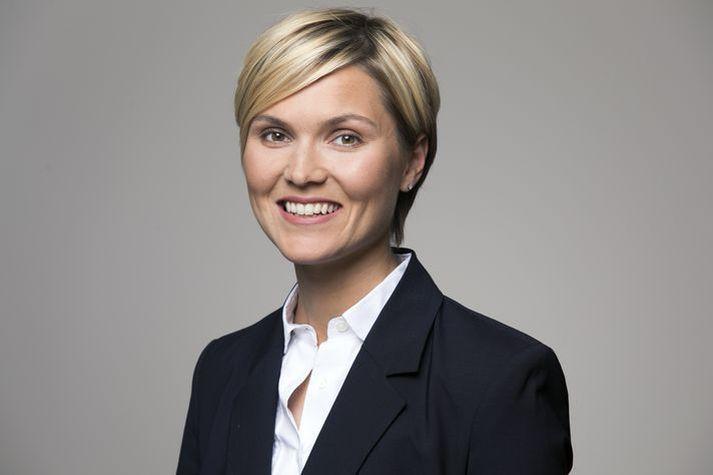 Kristrún Frostadóttir aðalhagfræðingur Kviku banka