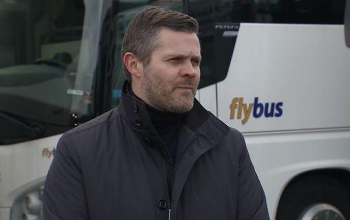 Björn Rangarsson, framkvæmdastjóri Kynnisferða.