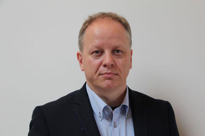 Stefán Eiríksson er næsti útvarpsstjóri.