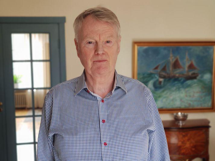 Jónas Haraldsson segir veru sína á svörtum lista kínverskra stjórnvalda ekki hafa mikil áhrif á sig.