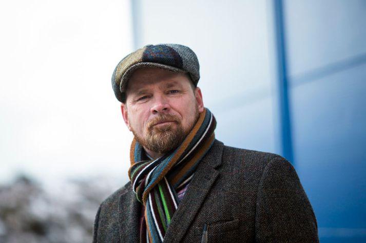 Þórarinn Ævarsson, framkvæmdastjóri IKEA sló í gegn í sínu erindi en fyrirtækið er að moka út lambakjöti í sína gesti.