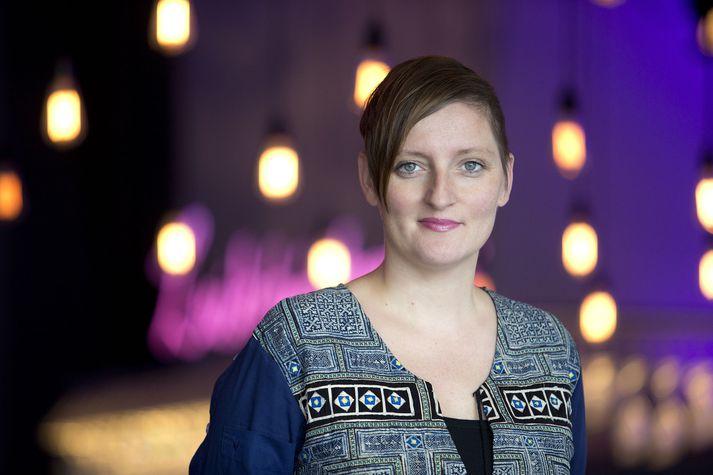 Kristín vil stefnumótun um valdeflingu kvenna í listum.