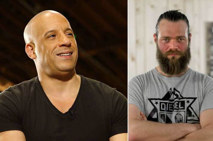 Vin Diesel og Jóhannes Haukur leika saman í kvikmynd sem kemur út árið 2020.