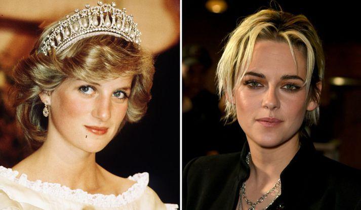 Kristen Stewart mun fara með hlutverk Díönu prinsessu í væntanlegri kvikmynd.
