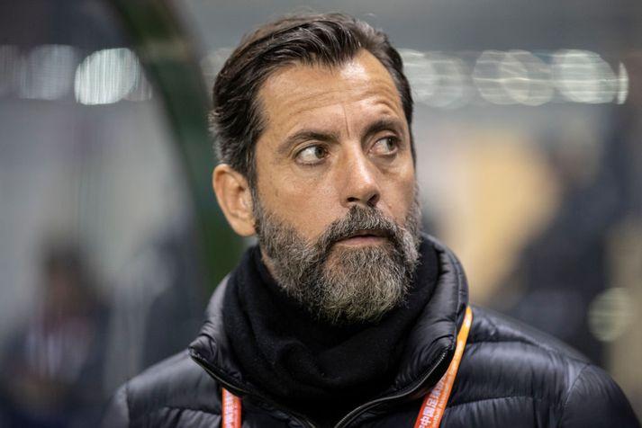 Quique Sanchez Flores er mættur aftur til Watford