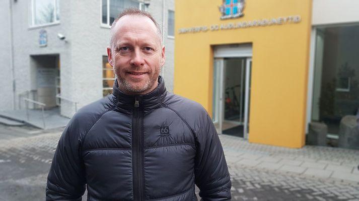 Guðmundur Ingi Guðbrandsson umhverfisráðherra,