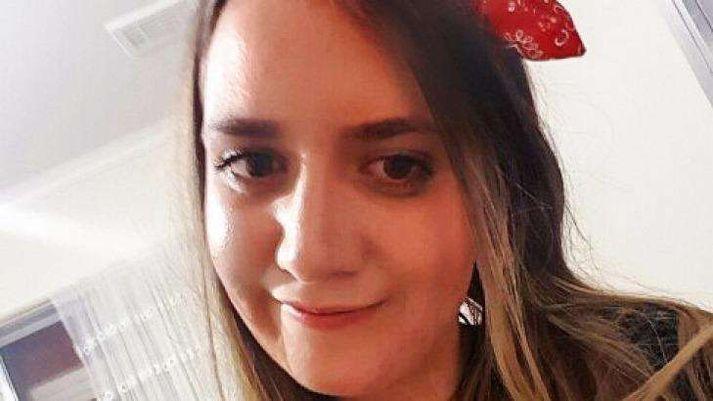 Courtney Herron var 25 ára gömul þegar hún var myrt á hrottafenginn hátt.