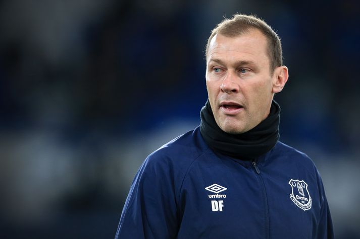 Ferguson stýrir Everton á laugardaginn.