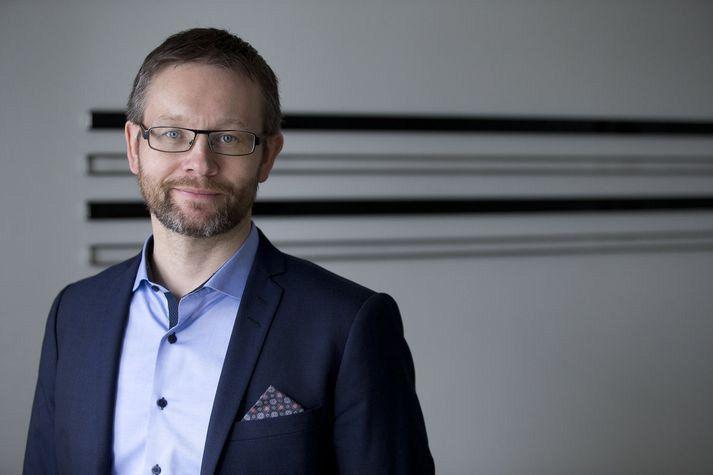 Valdimar Ármann, forstjóri GAMMA.