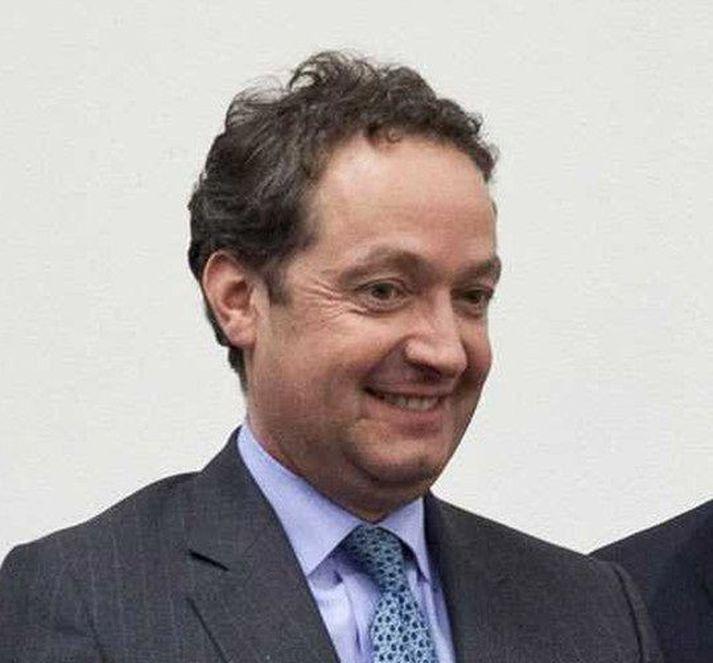 Chris Vogelzang var í hópi æðstu stjórnenda ABN AMRO á árunum 2009 til 2017.