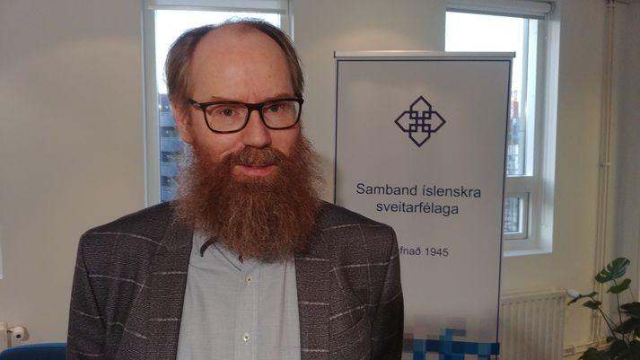 Guðjón Bragason, sviðsstjóri lögfræði- og velferðarsviðs hjá Sambandi íslenskra sveitarfélaga.