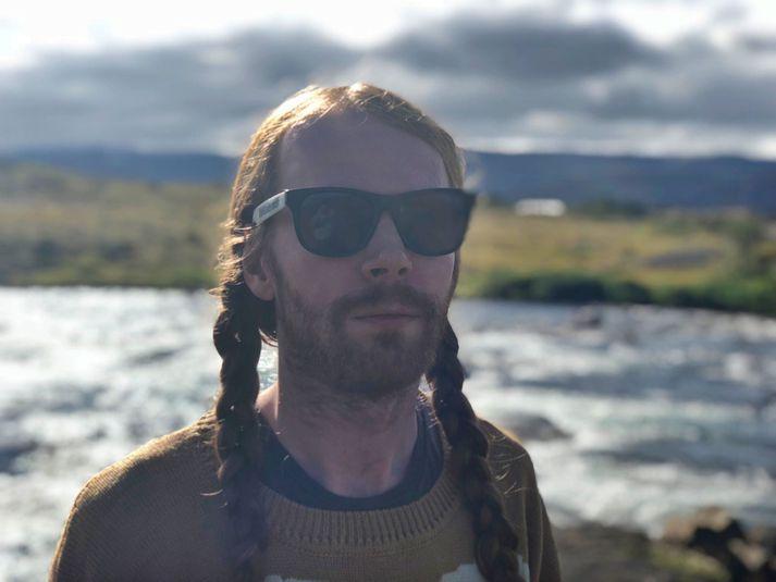 Sveinbjörn Thorarensen.