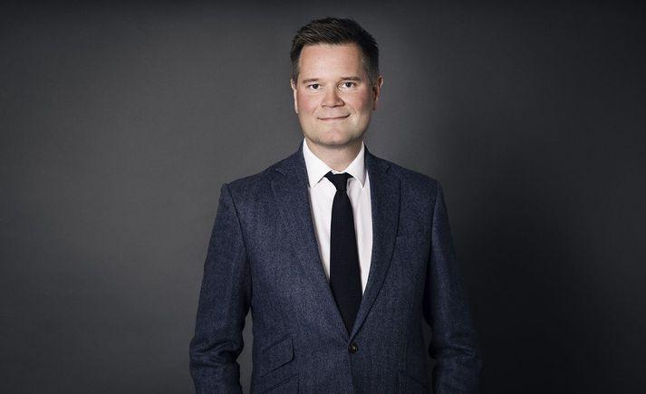 Hreggviður Ingason.