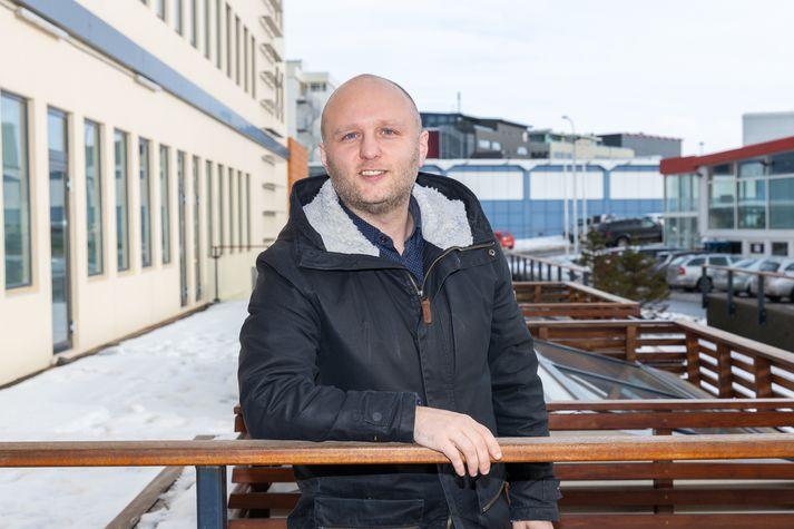 Andri Heiðar Kristinsson leiðir verkefnið Stafrænt Ísland.