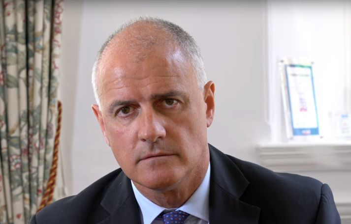 Edi Truell var á árum áður ráðgjafi Boris Johnson, forsætisráðherra Bretlands, þegar hinn síðarnefndi var borgarstjóri Lundúna.