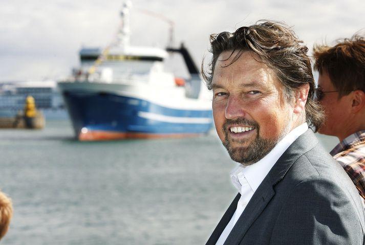 Guðmundur Kristjánsson, forstjóri HB Granda.