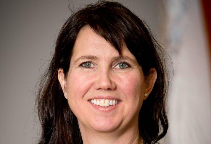 Eydís Líndal Finnbogadóttir.
