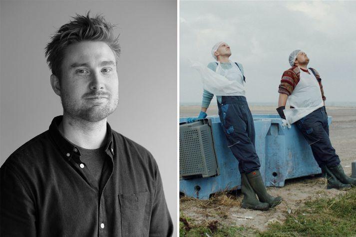Óskar Kristinn kvikmyndaleikstjóri komst inn í hinn eftirsótta skóla Danske Film School og á mynd á Cannes-hátíðinni.