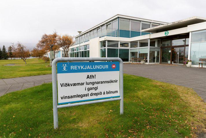 Reykjalundur hefur síðustu vikur og mánuði sinnt endurhæfingu fyrir sjúklinga sem veikst hafa af Covid-19.