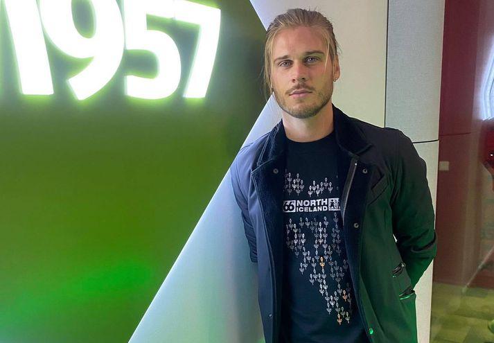 Rúrik Gíslason fer af stað í tökur á þáttunum Let´s Dance 5. febrúar.