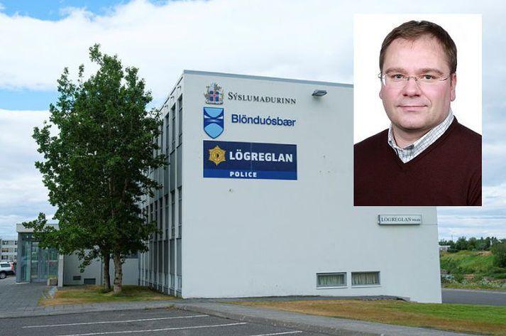 Birgir Jónasson er nýr lögreglustjóri á Norðurlandi vestra.