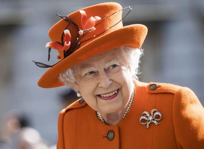 Auður drottningarinnar hefur aldrei verið gefinn upp en hann er talinn hlaupa á hundruðum milljóna punda.