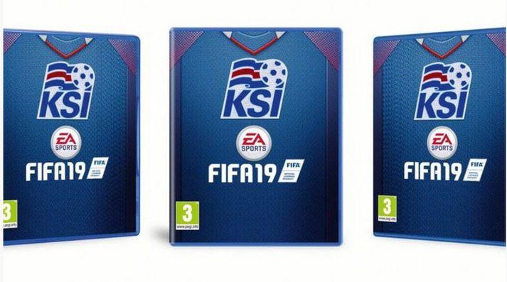 FIFA-tölvuleikurinn.
