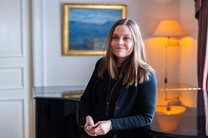 Katrín Jakobsdóttir, forsætisráðherra og ráðherra jafnréttismála, verður heiðursgestur viðburðarins.