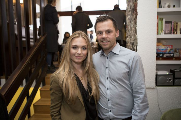 Elma Stefanía og Mikael eru á leiðinni til Vínarborgar.